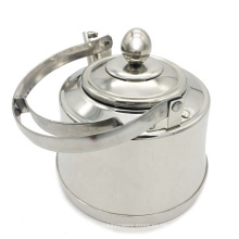 Caldera al por mayor de la agua caliente del acero inoxidable 2L más barata para el dispositivo de cocina