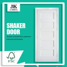 JHK-SK05 Best Wooden Door Design Porte interne contemporanee in legno personalizzate