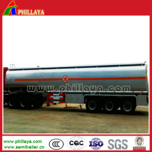 Volume Optional 3 Axles Diesel Fuel Tank Trailer