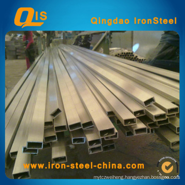 Stainless Steel Square (Rectangle) Pipe by Material 304, 304L