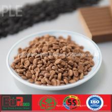 Novidades na tecnologia de produção - composto granulado WPC