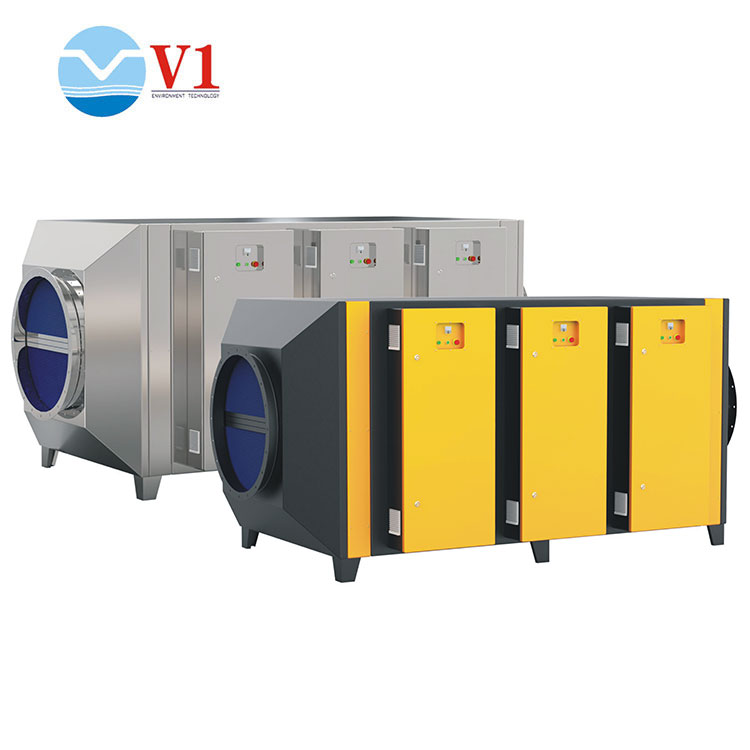 Industrial Air Purification Device