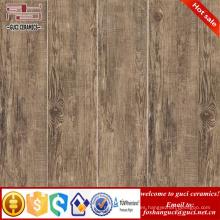 nuevo diseño de madera baldosas de cerámica para la pared y el piso de la casa