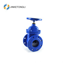 Trade Assurance marketing autônomo sem flange de vazamento tipo gate valve pn 16