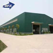 Steel Structure Framed Commercial Structural Steel H Beam Prefab Construction Building
