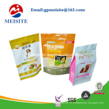 Красивый мешок для упаковки пищевых продуктов для домашней птицы или корма для кошек