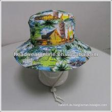 2015 Mode benutzerdefinierte billig Eimer Hüte