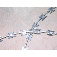 Barbed Razor Wire (BTO-10, BTO-22, CBT-65)