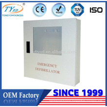For AED Hsinda-Cabinet first aid wall mount defibrillator cabinet