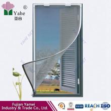 Écran de fenêtre à insectes magnétiques bricolage