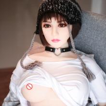 Boneca sexual de silicone de 140 cm em tamanho real Doles de amor Entidade corpo Vagina oral Sexo anal realista Boneca de brinquedo de amor real e sólida