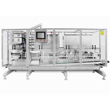 PFS plastic amp filling and sealing packing machine