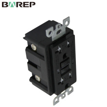 Best quality american socket duplex GFCI receptacle