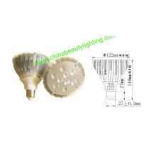 LED Light 9W LED PAR38 LED Ampoule