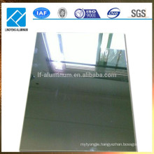 Standard Thickness of Reflective Mirror Finish Aluminum Sheet for Light