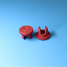 Red Butyl Rubber Stopper for Injection