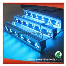 V Forma 24 * 3W RGB / RGBW LED de pared