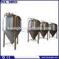 Fermenteur sanitaire sus 304 pour la fermentation de la bière