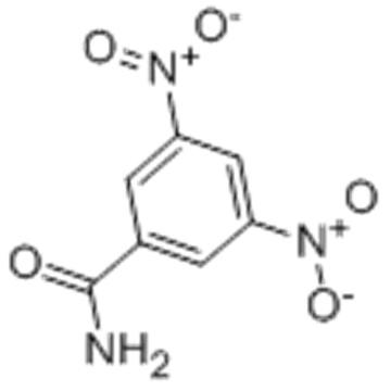 Benzamide, 3,5-dinitro- CAS 121-81-3