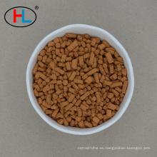 La desulfuración de biogás elimina H2S Desulfurizador de óxido de hierro
