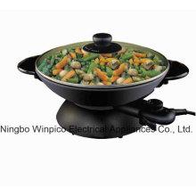 Woks eléctricos y Stir Fry Pans, 2 en 1