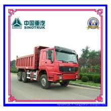 371HP HOWO 6 X 4 Camion à benne basculante Zz3257n3647b / Sow