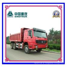 371HP HOWO 6 X 4 Empilhadeira de serviço pesado Zz3257n3647b / Sow
