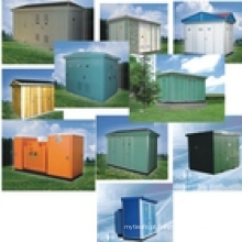 Substation Cabinet Substation Box