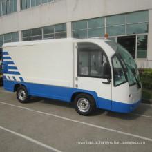 CE aprova carro de entrega de carga elétrica para serviço pesado (DT-12)