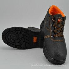 Zapatos de seguridad del dedo del pie barato de acero Ufc002 Zapatos de seguridad al por mayor del Workmens