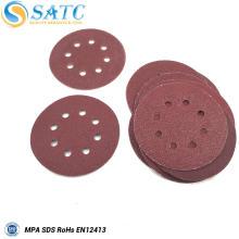 "7"" X 7/8"" Floor Sanding Edger Discs with star hole"