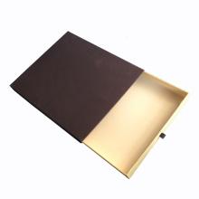 Nuevo diseño de caja de empaquetado de papel personalizado para la ropa