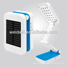 High Power Solar Tischlampe & Schreibtischlampe & Notlicht
