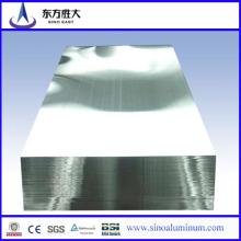 Folhas de alumínio e bobina AA1100, 1050, 1060, 1200, 1235, 3003, 3102