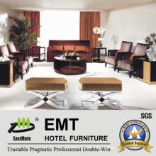 Ensemble de canapé d'hôtel moderne moderne (EMT-SF05)