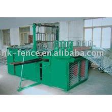 Breite und Länge Wire Woven Machine