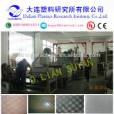 Plastic anti mosquito net extrusion line