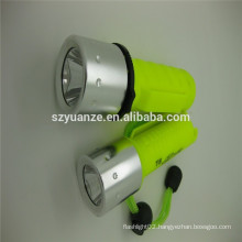led diving torch, diving light, waterproof torch
