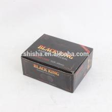 vente chaude 40mm roi noir charbon de narguilé chicha