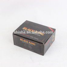 hot selling 40mm Black King shisha hookah charcoal