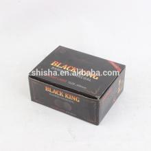 Горячая продажа 40 мм черный король кальяна Шиша Древесный уголь