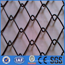 Reinforcing PVC Chain Link Fence