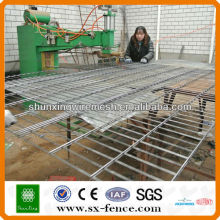 6-5-6mm double wire fence price (Shunxing Brand)