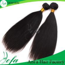 Оптовая Unproessed Бразильский 100% Девственницы Человеческих Волос