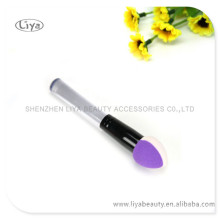 Pro Makeup Brush Plastic Handle