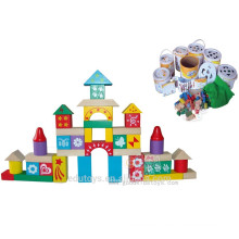 Hot Sale Kids Toys Wooden Building Bricks
