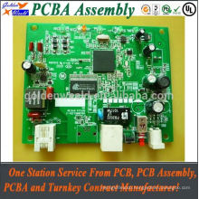 Single Side Through-hole PCB Assembly electronic pcba assembly service