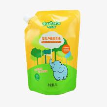 Экологичный пластиковый пакет для стирального порошка на заказ