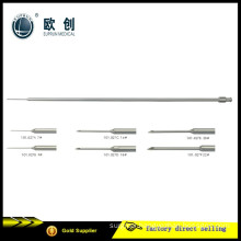 Reusable Medical Surgery Laparoscopic 5*330mm Surgical Needle