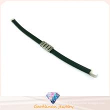 Vente en gros de bijoux Bracelet en argent coloré CZ 925 de bijoux pour femmes (BT6597)